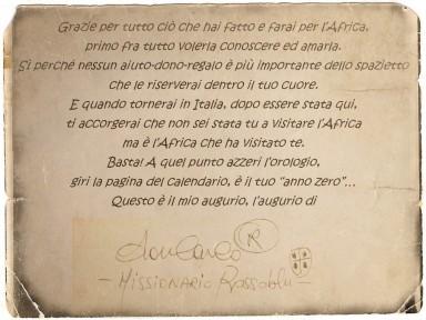 fr Carlo words