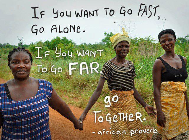go fast vs go far
