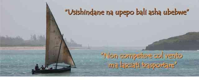 Usishindane na upepo bali asha ubebwe