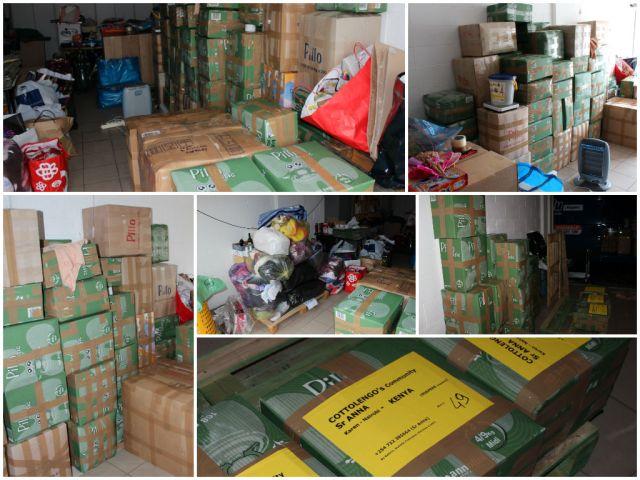 Preparazione container apr 2013