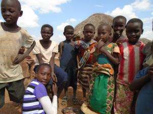 bambini villaggio