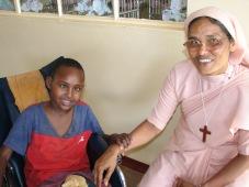 Sr. Theresa Maliekal - superiora regionale del Kenya